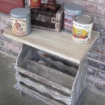 Driftwood Table: 1st Project with Chalk Paint
