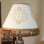 Transforming an Every Day Lamp Shade