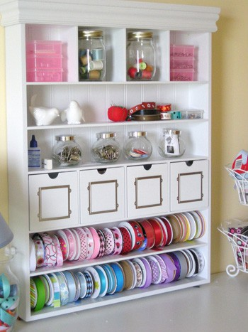 Finding inspiration craft room ideas how to nest for less for Room decoration products
