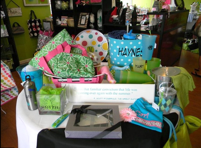 local find unique monogrammed gifts at the black sheep how to