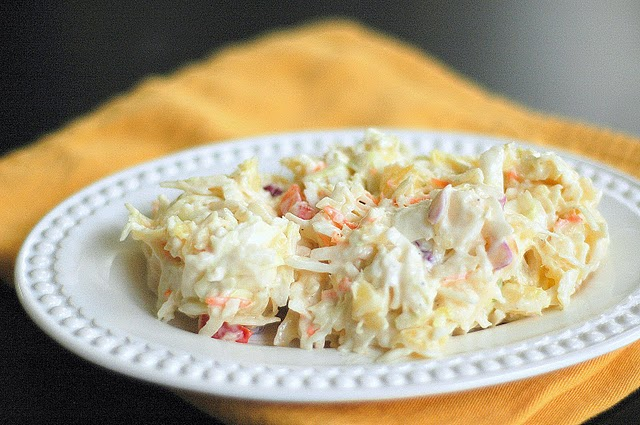 4th of July Recipe: Yummy Pineapple Coleslaw