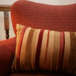 striped pillow Target