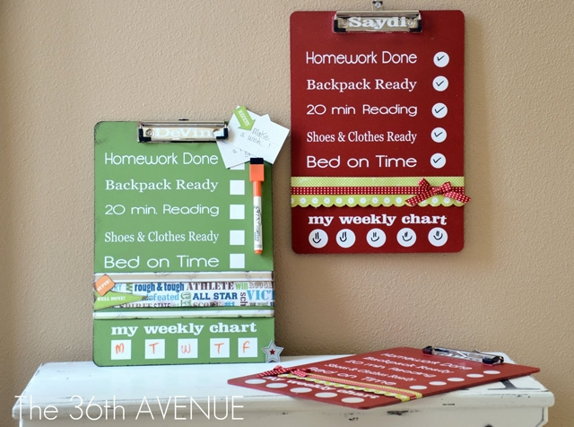 Lessons Learned: My Favorite Projects {August 12th}