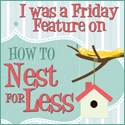 I Was Featured on How to Nest for Less