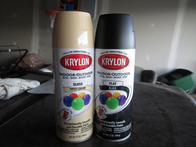 Rustoleum Spray Paint Fix Car