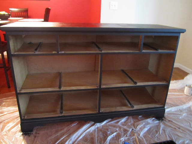Painting Bedroom Furniture Black from traditional to modern: revamped bedroom furniture - how to
