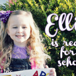 All Grown Up: Her First Day of Pre-K