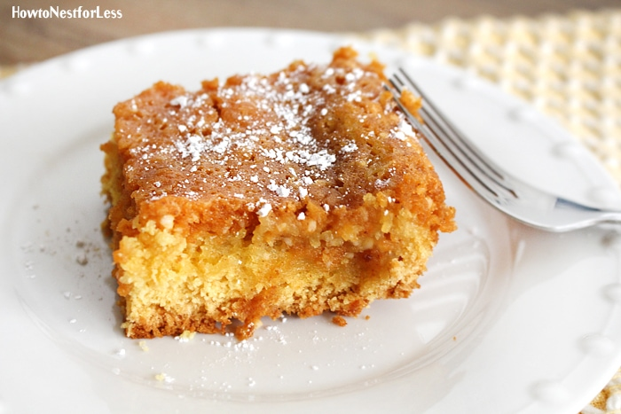 Gooey Butter Cake Cream Cheese Paula Deen