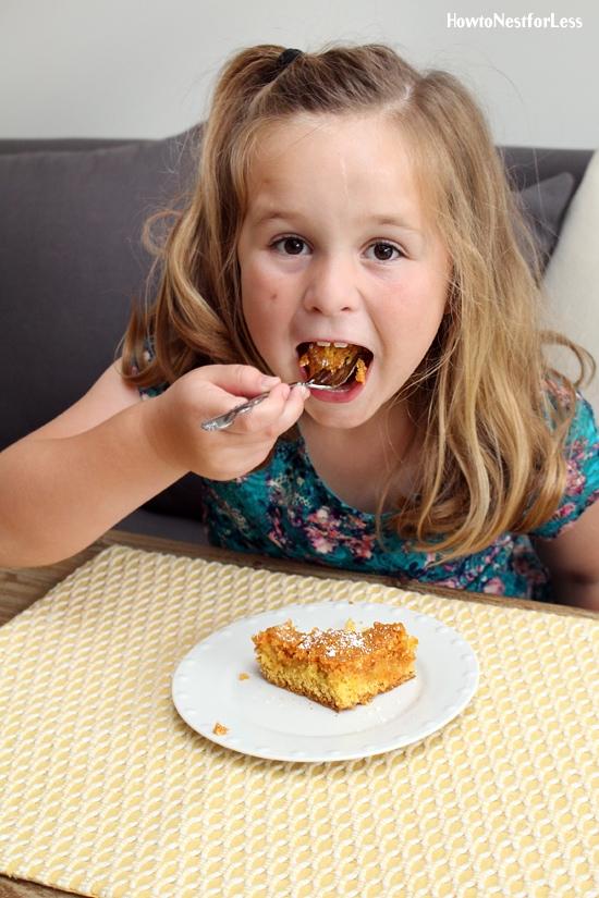 recipe pumpkin gooey butter cake