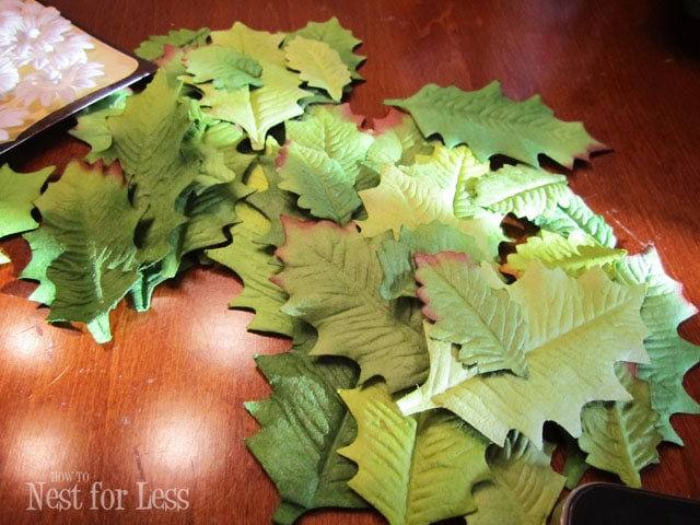 Leaves Flower Lamp Shade How To Nest For Less