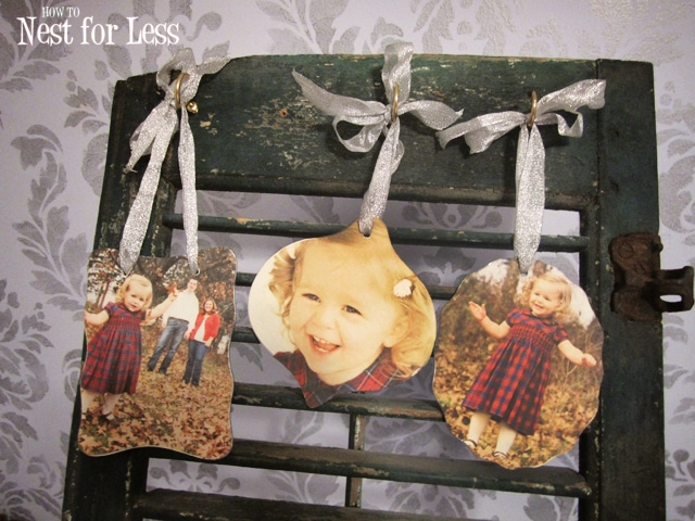 Anytime Ornament: Easy Photo Keepsake