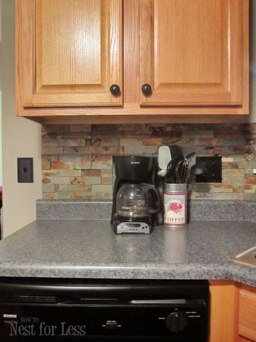 pin stone backsplash veneer on pinterest