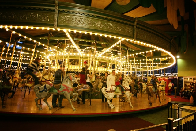 carousel lights carnival party how to nest for less