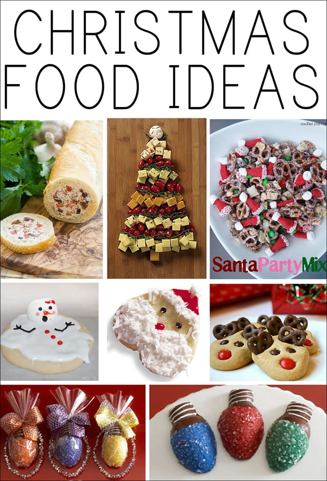 easy christmas food ideas - photo #8