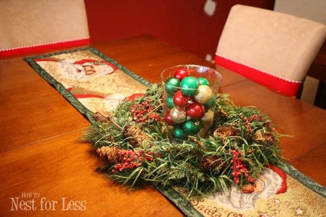 Pinterest Project  Christmas Ornament Garland   How to Nest for Less 0N2qU2pV