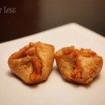Holiday Appetizer: Sweet Potato Puffs