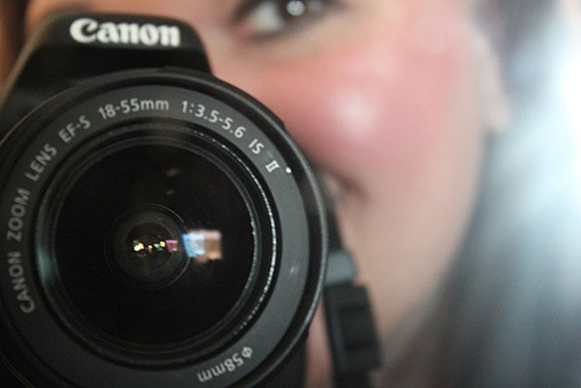From Auto to Manual: New Camera with New Tricks