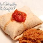 What's Cooking: Quick and Easy Mexican Chimichangas