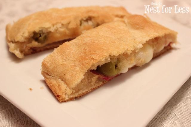 What's Cooking: Stuffed Croissant Appetizer