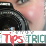 Photoshop tips & tricks camera