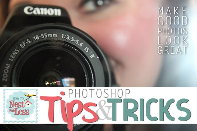 Photoshop Tricks & Tips #2: ALL ABOUT ACTIONS!