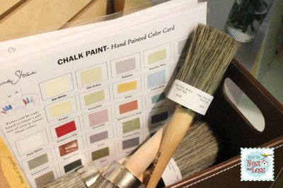 annie sloan chalk paint supplies