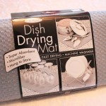 original dish drying mat
