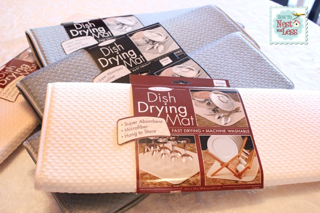 Giveaway From The Original Dish Drying Mat Linky Party