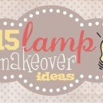 15 lamp makeovers