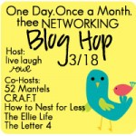 It's Finally Here! NETWORKING BLOG HOP