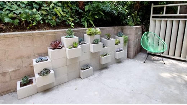 ideas en home dzine for inspired patio garden nest makeover how less with to diy get design planter