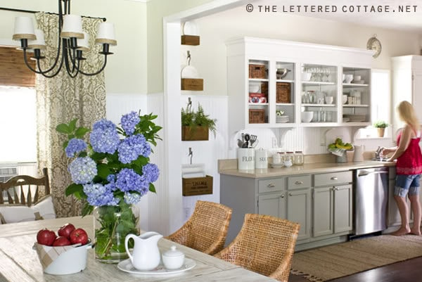 Get inspired kitchen mini makeover ideas how to nest for less