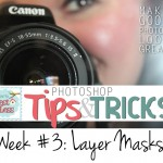 Photoshop Tips & Tricks #3: CREATING LAYER MASKS