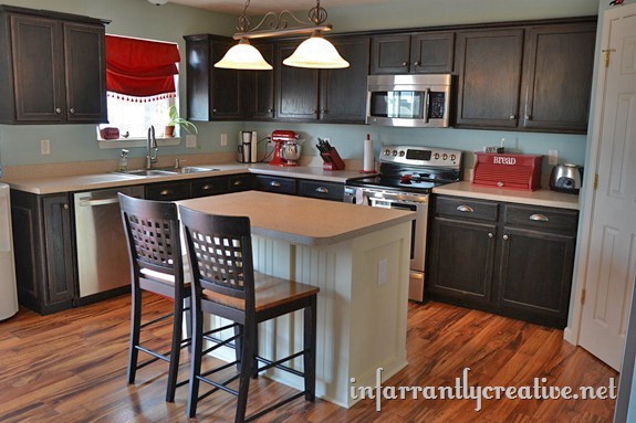 get inspired: kitchen mini-makeover ideas - how to nest for less™ Kitchen Makeover Ideas