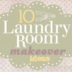 10 laundry room makeovers