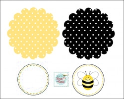 Bumblebee Birthday Party With Free Printables How To