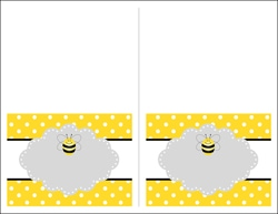 Bumblebee Themed Birthday Party With Free Printables How To Nest