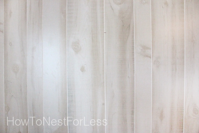 So ... - How To Install Wood Paneling {from Our Master Bedroom Makeover