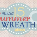 15 fabulous spring wreath ideas