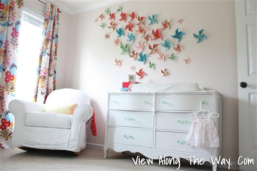 Diy Wall Decor Ideas Nursery : Get inspired nursery makeover ideas how to nest for