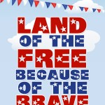 Happy Memorial Day! {free printable}