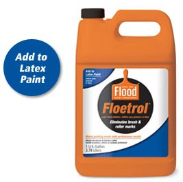 Floetrol to add to latex paint.