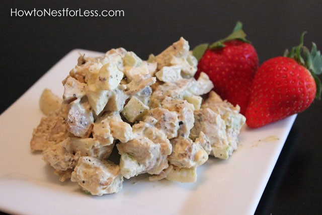 What's Cooking: Chicken Salad Recipe