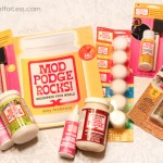mod podge products book