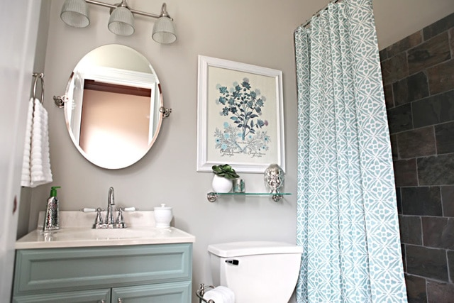 serene bathroom colors get inspired 15 bathroom makeovers how to 14380