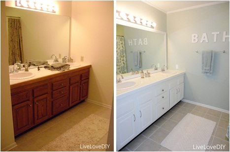 Miraculous Get Inspired 15 Incredible Bathroom Makeovers How To Nest Best Image Libraries Thycampuscom
