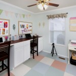 craft room makeover from how to nest for less