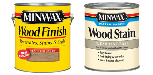 water based stains for wood