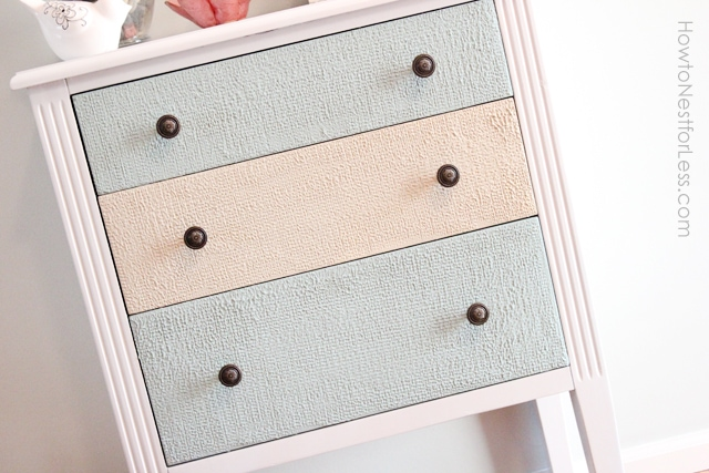 Kitchen Accent Table {1st Project with Wood Icing™}