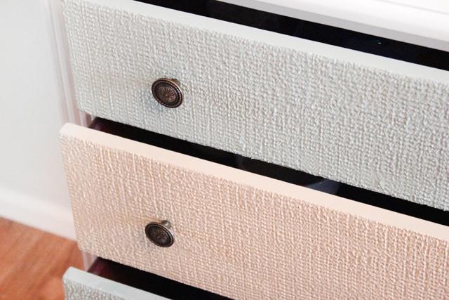 wood icing drawers